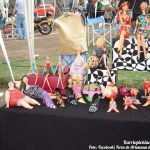 Artesanías en papel en la Feria del Bulevar
