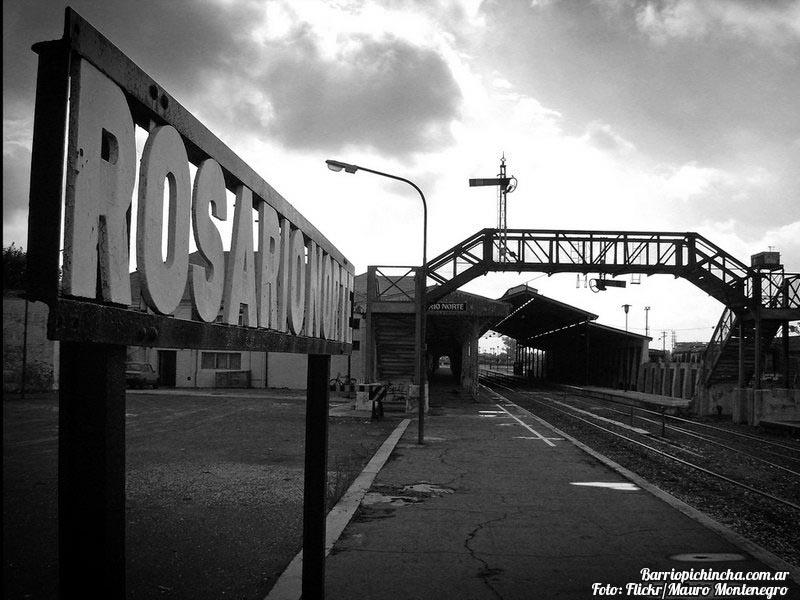 Puente de Rosario Norte