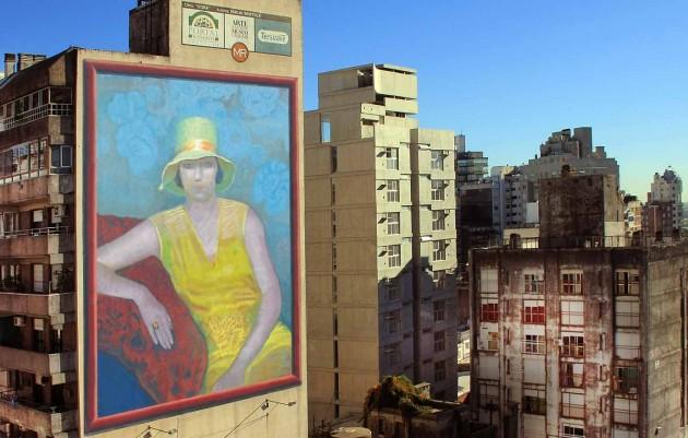 Museo Urbano de Arte a la Vista