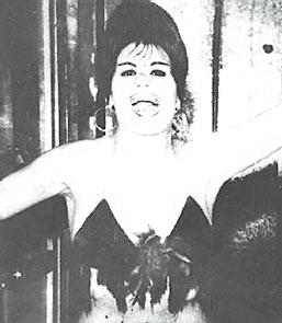 Rita la Salvaje reina de los cabarets
