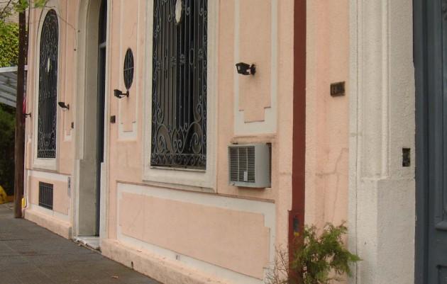 Así luce hoy la fachada del Madame Safó