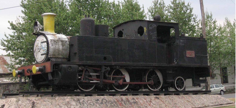 Locomotora de Barrio Pichincha