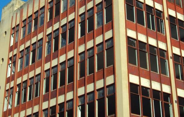 Edificio abandonado de IAPOS