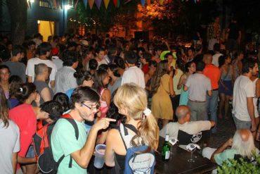 Regresan los carnavales a Barrio Pichincha