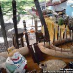 Cuchillería en la Feria del Bulevar