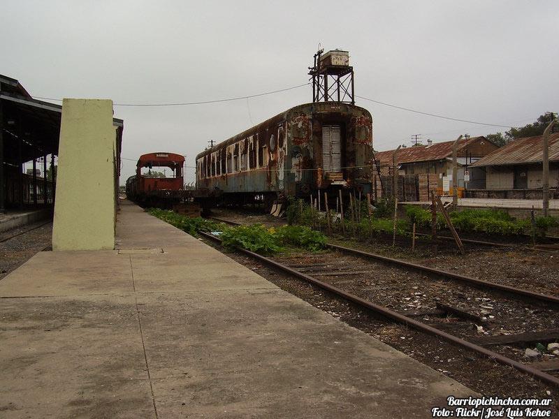 Viejo vagón