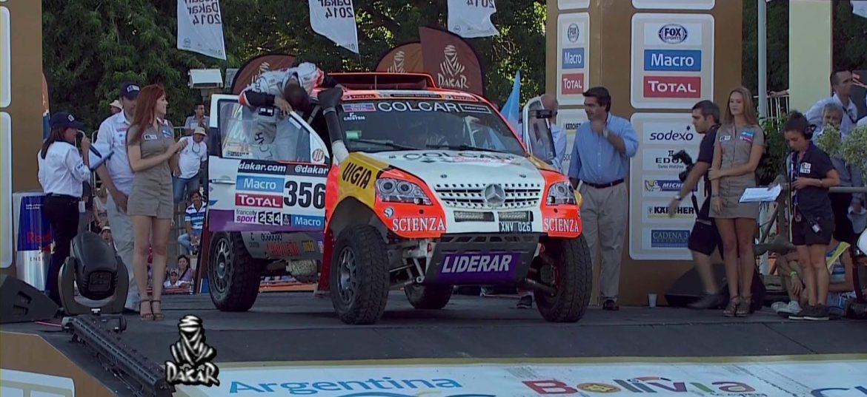 Rally Dakar 2014