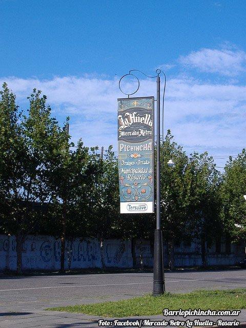 Bienvenida al Mercado Retro La Huella