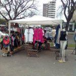 Feria del Roperito en la calle