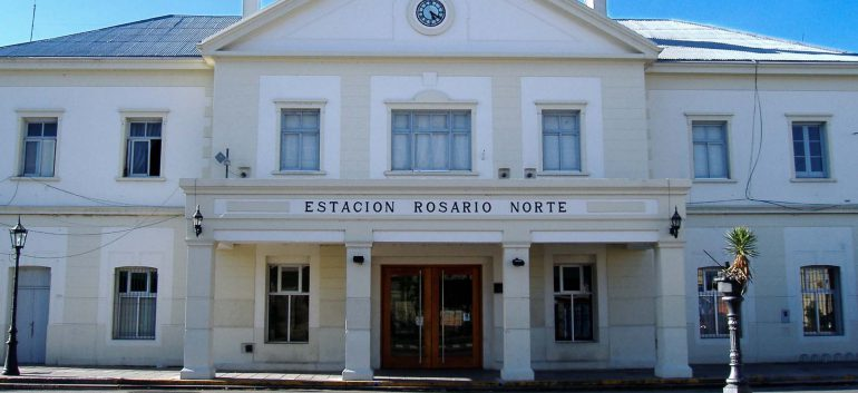 Estación de Trenes Rosario Norte