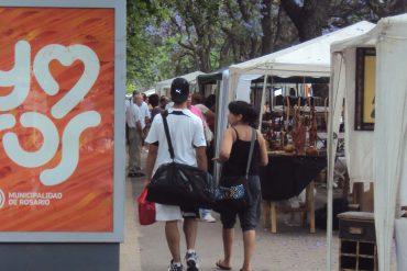 Ferias en el Dakar 2014