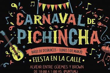 Carnaval de Pichincha