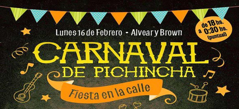 Carnaval de Pichincha 2015