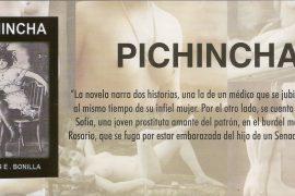 Pichincha: La novela de Carlos Bonilla