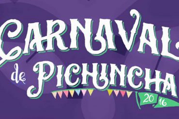 Carnaval de Pichincha 2016