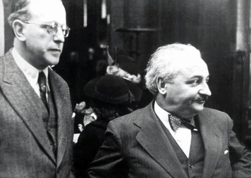 Einstein en Pichincha