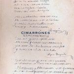 Poema de Alfonso Alonso Aragón