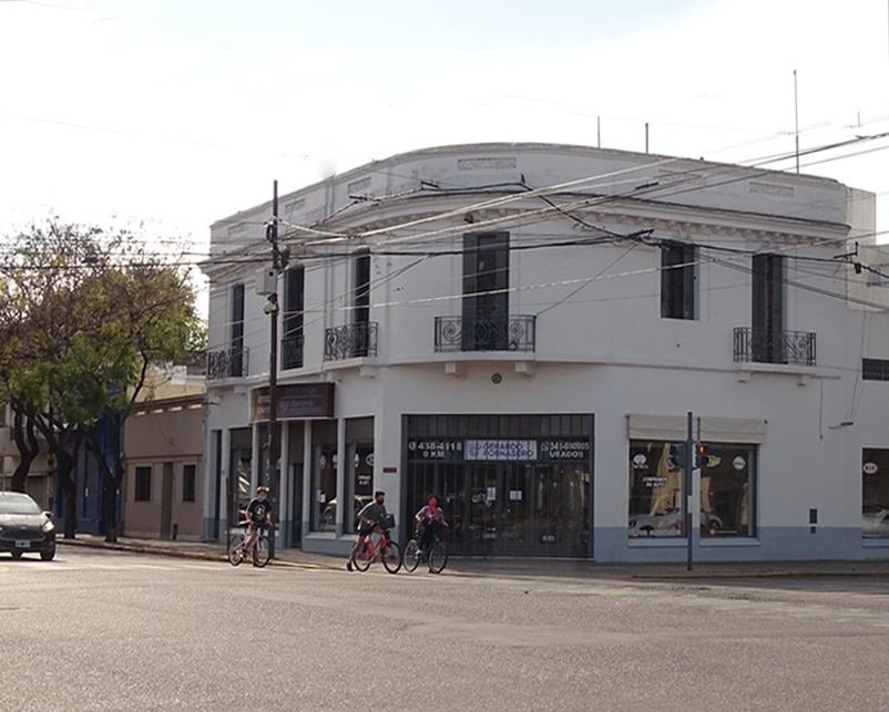 Bazar La Alpina (hoy)
