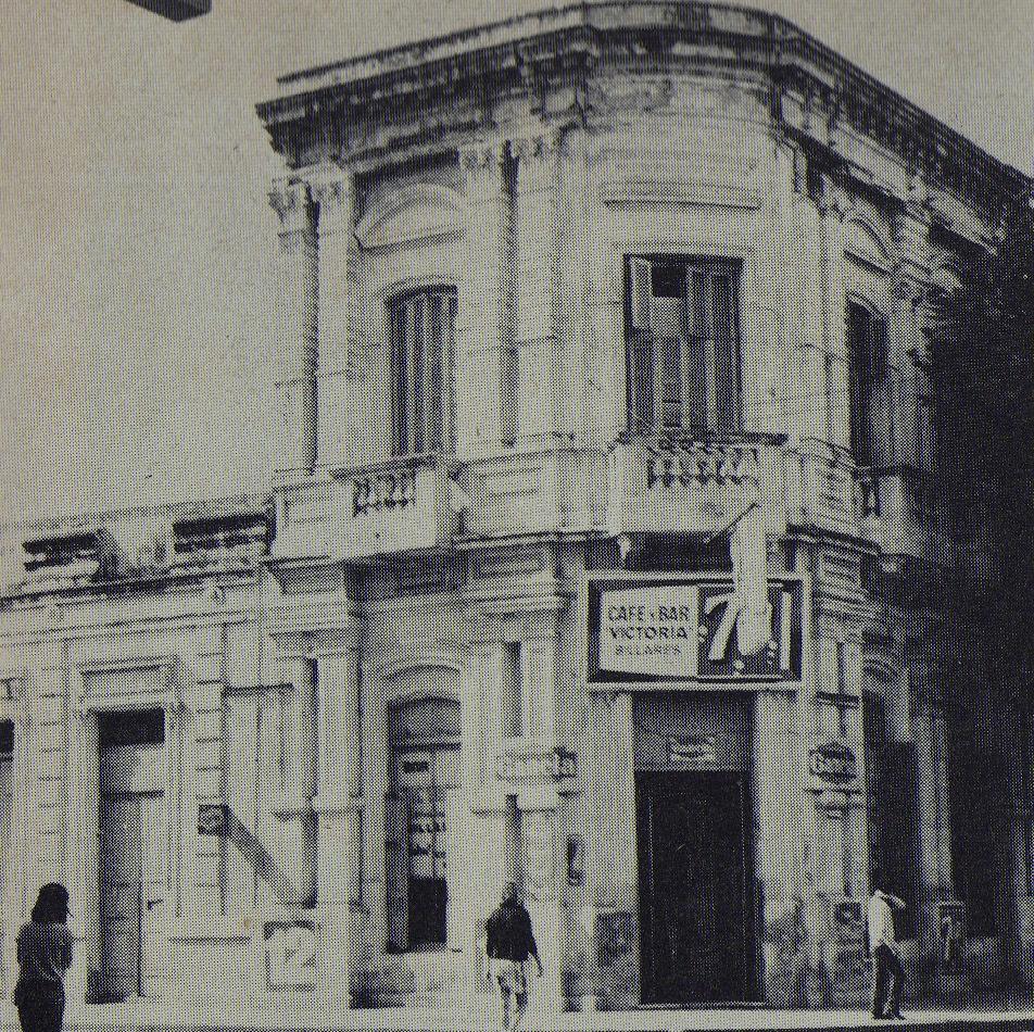 Bar Victoria (antes)