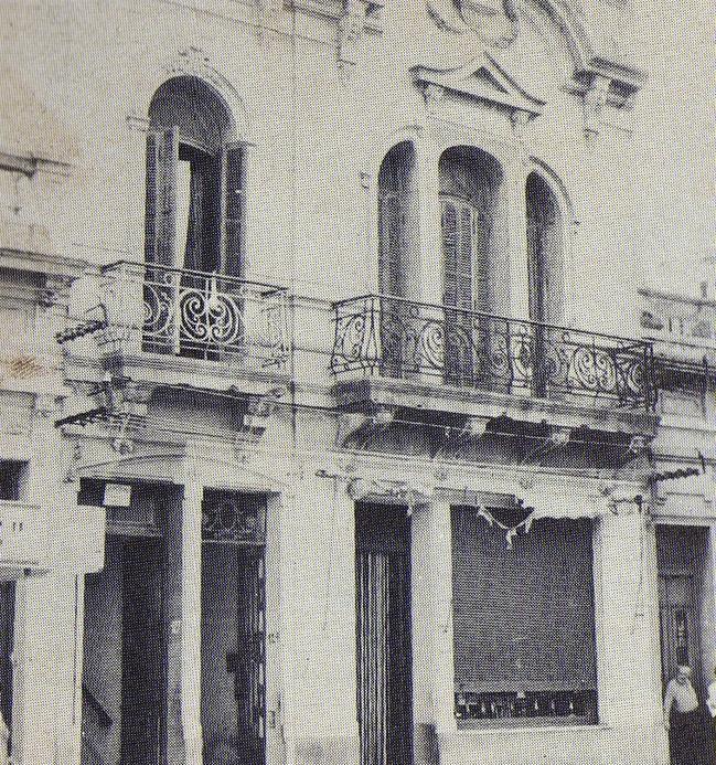 Ex casa de juego de Pedro Mendoza