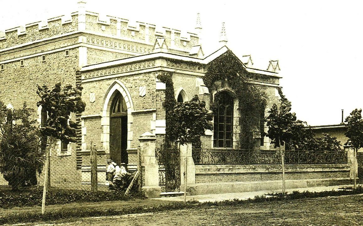 Iglesia Americana (antes)